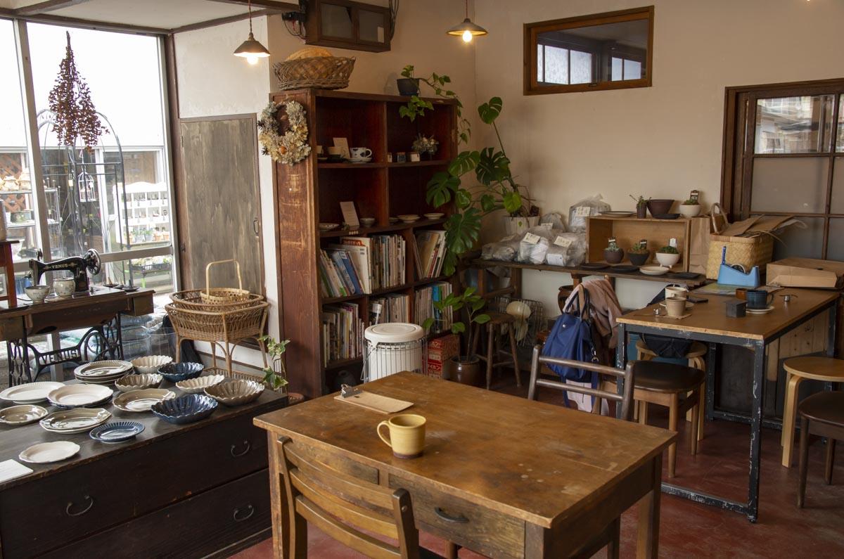 喫茶マルヨウ 店内の写真