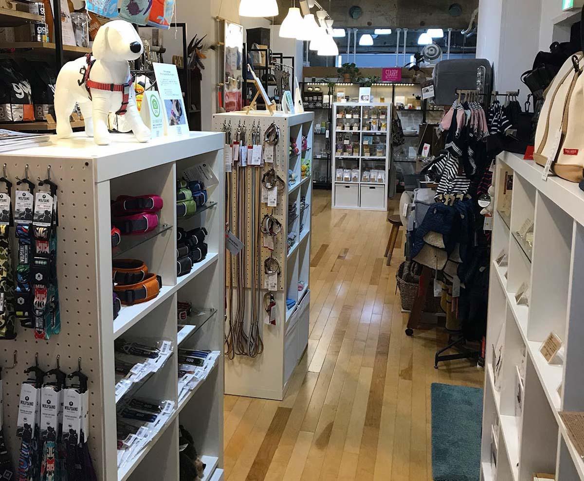 仙台一番町店の店内の写真