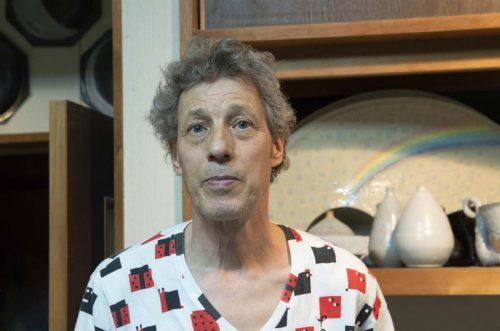ジェームス・オペさんの顔写真