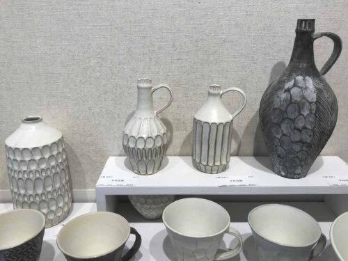 小鯖美保子さんの「手付花瓶」の写真