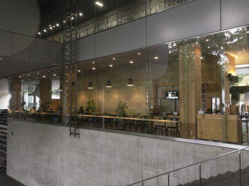 PANORA(パノラ)の客席側の外観の写真