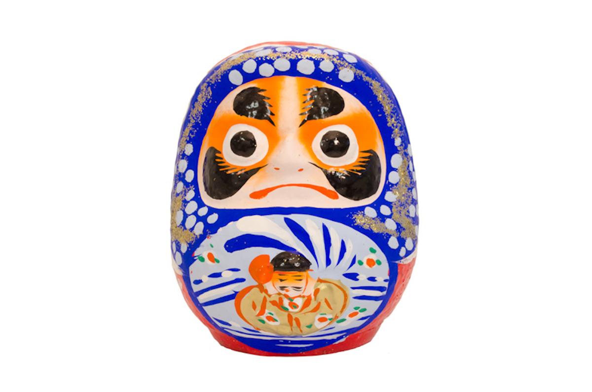 松川だるまの写真