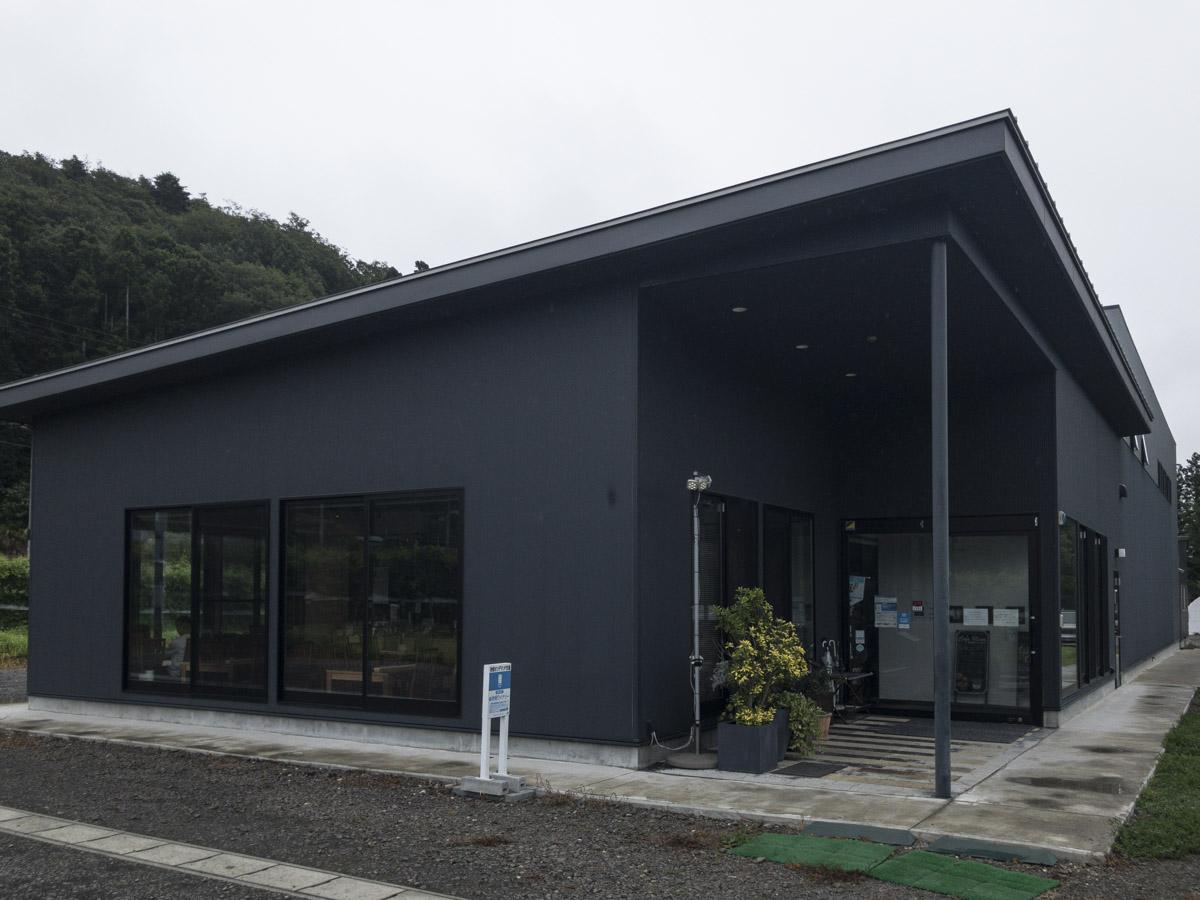 秋保ワイナリーの建物の写真